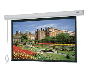 "Da-Lite 106"" Conture Electrol Motorized Projector Screen"