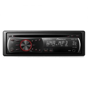 Pioneer DEH-1200MP Single Din CD Receiver