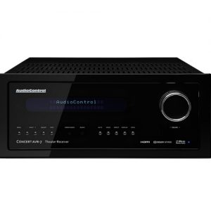 Audiocontrol Concert AVR-7 Premium 4k 7.1.4 Home Theater Receiver