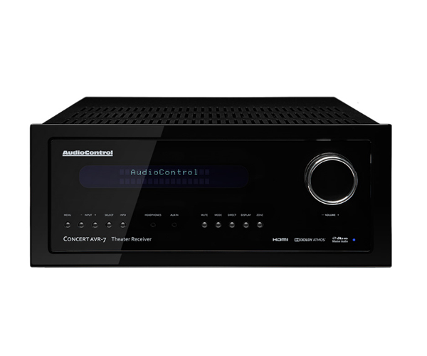 Audiocontrol AVR-7, Audio Video Receivers, Home Theater Receivers