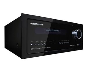 Audiocontrol Concert AVR-9 4k 7.1.4 Home Theater Receiver-1