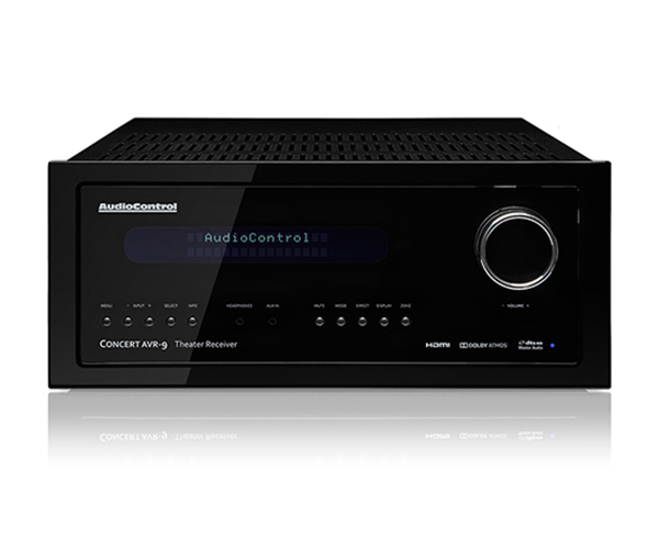 Audiocontrol AVR-9, Home Theater Receiver, Dolby Atmos Receivers 2b609bca0c