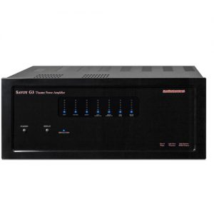 Audiocontrol Savoy G3 - Home Theater Power Amplifier