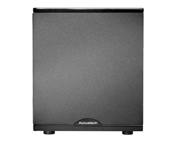 BIC America Acoustech H-100II Front Firing Powered Subwoofer 1