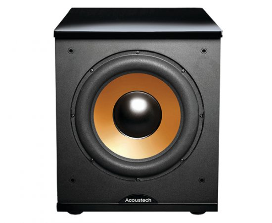 BIC America Acoustech H-100II Front Firing Powered Subwoofer