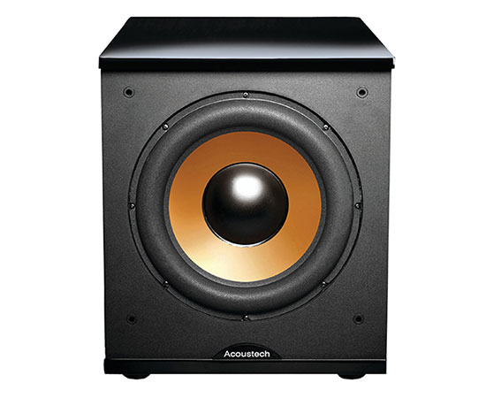 BIC America H-100II, Powered Subwoofers, Home Subwoofers, Home Theater & Audio