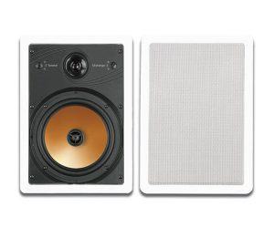 BIC America HT-8W, In-Wall Speakers, Home Speakers, Home Cinema Speakers