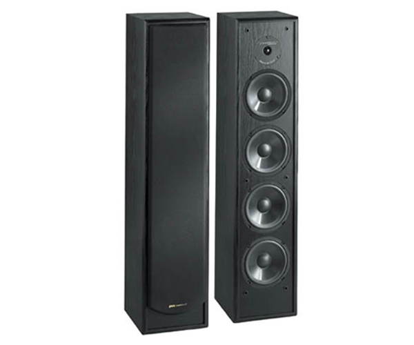 home theater tower speakers. bic america dv-84 two-way tower speakers with dual woofers home theater