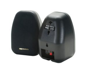BIC America DV32(Pair) Bookshelf Satellite Speakers 1