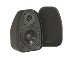 BIC America DV32(Pair) Bookshelf Satellite Speakers