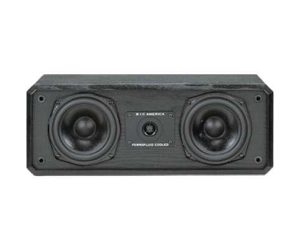 BIC America DV52CLR, Center Channel Speaker, Home Audio Speakers