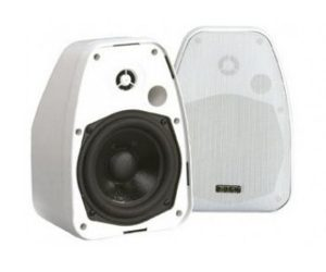 BIC America DV52si (White) 2-Way Indoor/Outdoor Speakers