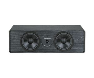 BIC America DV62CLR-S, Center Channel Speaker, Home Theater Speakers