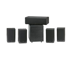 BIC America DV62si-12, 5.1 Speaker Package, Home Theater Speaker System