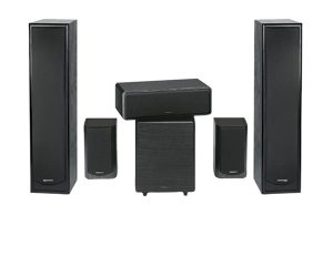 BIC America DV84-12, 5.1 Home Theater Package, Home Theater Speakers