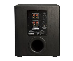 BIC America Eviction Series RTR-EV1200 Powered Subwoofer 1
