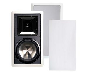 BIC America FH8-W, In-Wall Speaker, Home Speakers, Home Theater Speakers