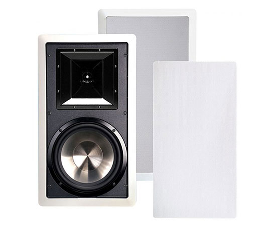 BIC America Formula FH8-W In-Wall 2-Way Speakers