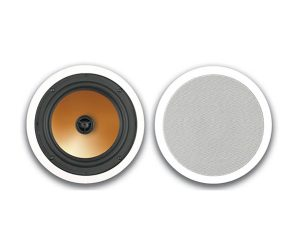 Bic America HT-8C, In Ceiling Speaker, Home Speakers, Home Theater Speakers