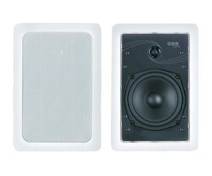 BIC America M-50 5.25 inch 2-Way in-Wall Speaker System 1