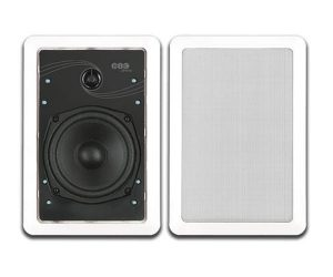 BIC America M-50, In-Wall Speaker, Home Speaker, Home Audio Speakers
