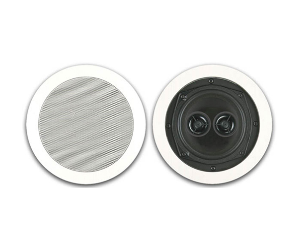 Dual Voice Coil Ceiling Speaker: BIC America M-SR5D, In-Ceiling Speakers, Home Speakers