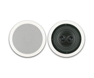 BIC America M-SR6D (Each) Dual Voice Coil Stereo Ceiling Speaker