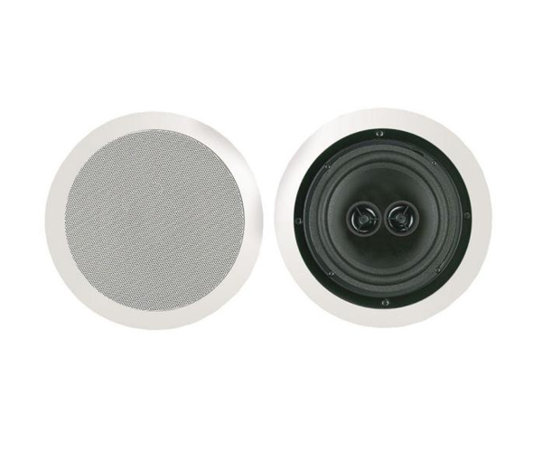 Dual Voice Coil Ceiling Speaker: BIC America M-SR8D, In-Ceiling Speakers, Home Speakers