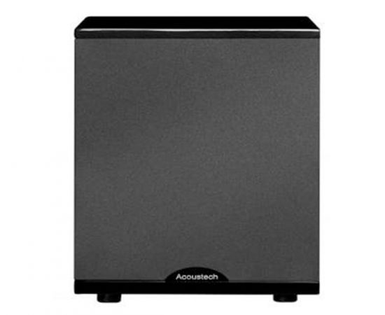 BIC America PL-200 12 inch 1000W Front Firing Powered Subwoofer 1