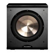 BIC America PL-200, Powered Subwoofer, Home Subwoofer, Home Theater Subwoofer