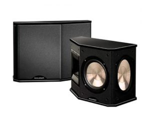 BIC America PL-66 (Pair) Bookshelf/Surround Speaker
