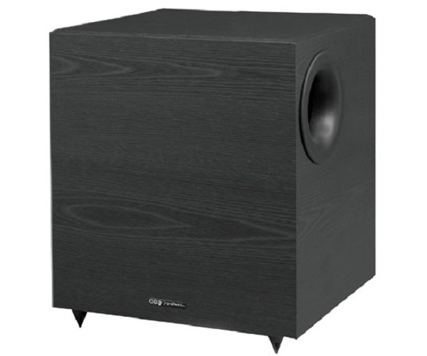 BIC America V1020 Down Firing 10 inch Powered Subwoofer