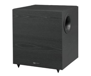 BIC America V1220, Powered Subwoofer, Home Subwoofer, Home Theater Subwoofer
