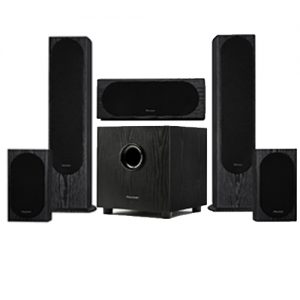 Pioneer SP-PK52-FS Andrew Jones 5.1 Channel Speaker Package