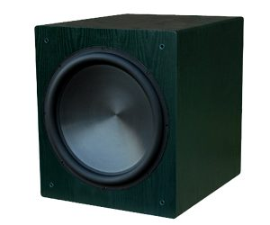 Rythmik Audio E15HP, Powered Subwoofer, Home Subwoofers, Home Theater SUB