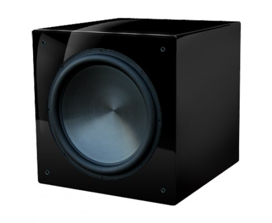 Rythmik Audio F15HP 15 inch Sealed Audiophile Subwoofer 1