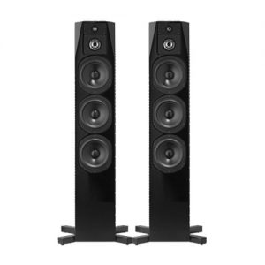 NHT C4 Tower Speakers