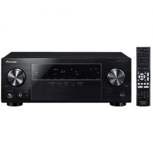 Pioneer VSX-524-K - 5.1 Channel Audio Video Receiver