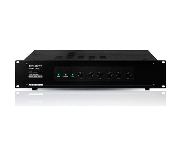 Audiocontrol Architect 210EQ 2 Channel High-Current Amplifier