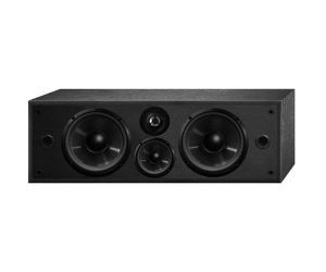 Bic America D62-3LCR, Center Channel Speaker, Home Theater Speaker