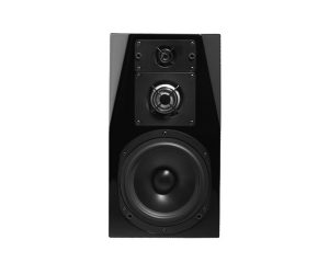 NHT C 3 - 3-way Bookshelf Loudspeaker High Gloss Black