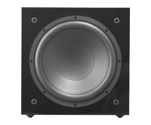NHT SS-10 - 10 Inch Powered Subwoofer with 250W 1