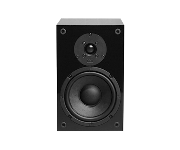 NHT SuperOne 2.1 - Two-way Bookshelf Speaker (Single) (Black)