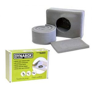 Dynamat 50306 DynaBox and In Ceiling Speakers