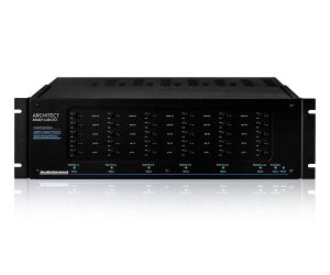 Audiocontrol Architect Model 1280 EQ, Surround Sound Amplifier, Home Theater Amplifiers