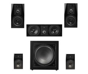 NHT C 3/C1 5.1 Speaker Package, Home Theater Speakers System