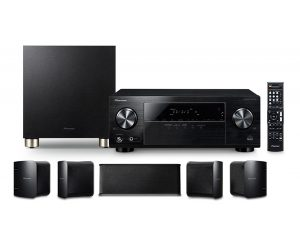 Pioneer HTP-074 5.1-Channel Home Theater Package 1