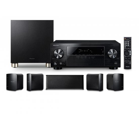 Pioneer HTP-074 5.1-Channel Home Theater Package