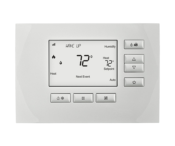 Control4 C4-THERM-WH Wireless Thermostat