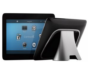 "Control4 C4-TT7-1-BL 7"" T3 Series Tabletop Touch Screen"